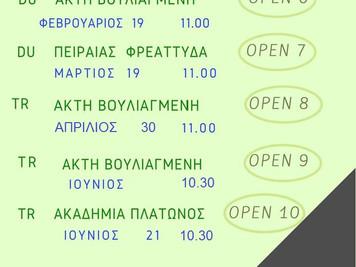 Open Attica   9    Ακτή  Βουλιαγμένης 2017
