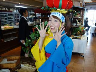 いわて夏野菜新鮮組フェアにいってきました。