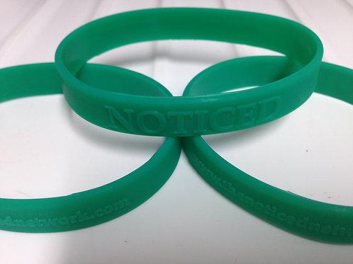 Noticed Bracelets (3pk)