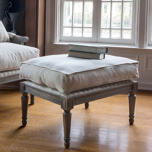 Lounge Chair Ottoman