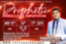 Prophetic Miracles & Impartation Confere