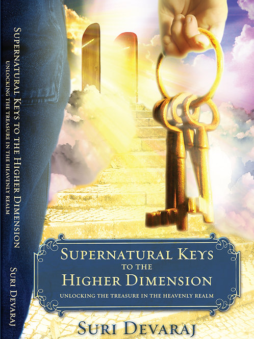 Supernatural Keys to the Higher Dimension