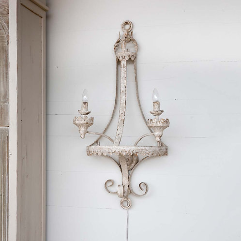 French chateau  Electric Wall Sconce