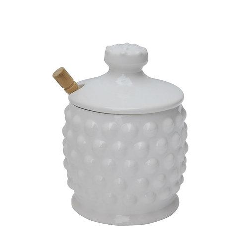Hobnob Honey Jar