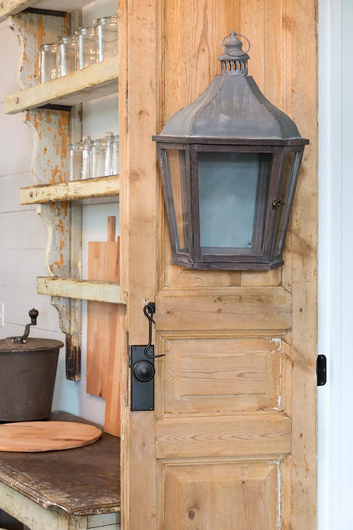 French Country Wall Lantern