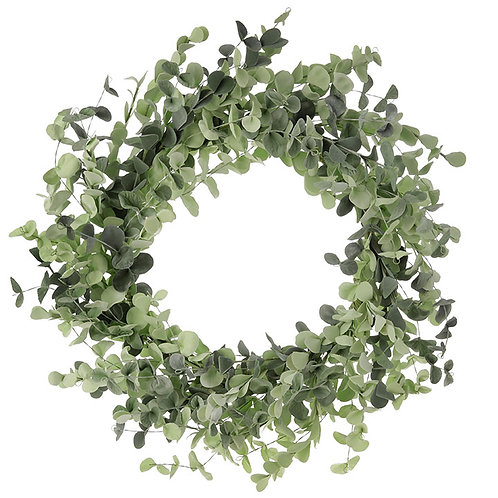 "18"" Eucalyptus Wreath"