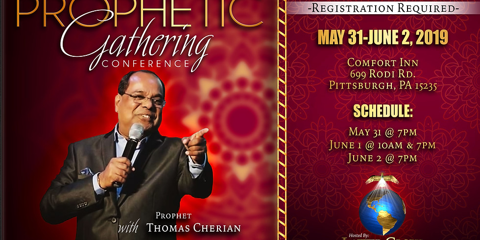 """Prophetic Gathering"""