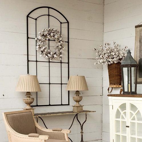 Large Farmhouse Window Frame