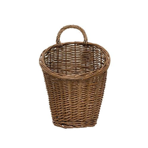 Wall Basket with Handle