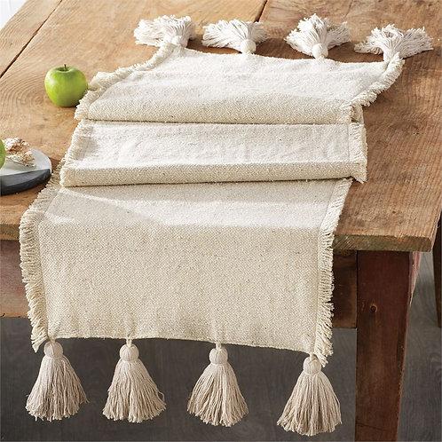 Ponchaa Cotton Table Runner