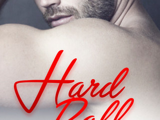 Hardball by CD Reiss is LIVE!