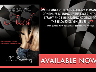 Happy Release Day K. Bromberg!