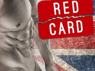Release Day: Red Card by Carrie Aarons
