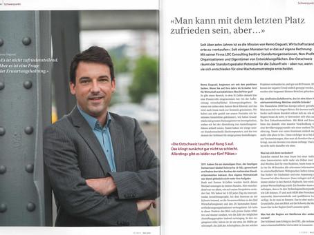 LOC im Interview beim LEADER Unternehmensmagazin