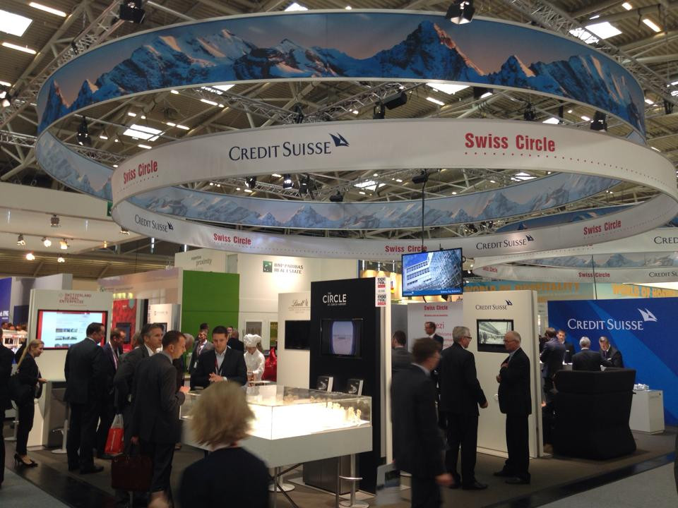 LOC Consulting Expo Real Messe München Arealentwicklung