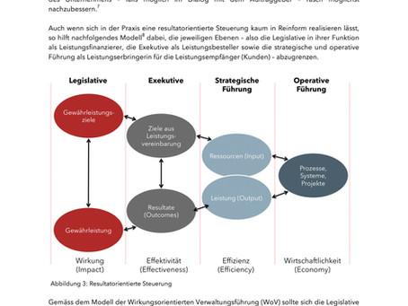 Strategie-Entwicklung für NPO