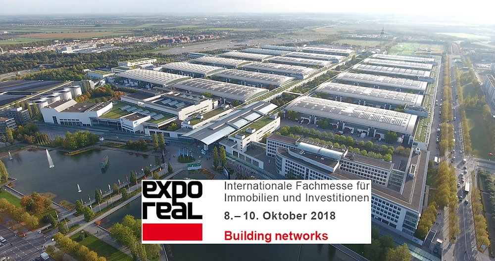 Besuchstag Expo Real 2018