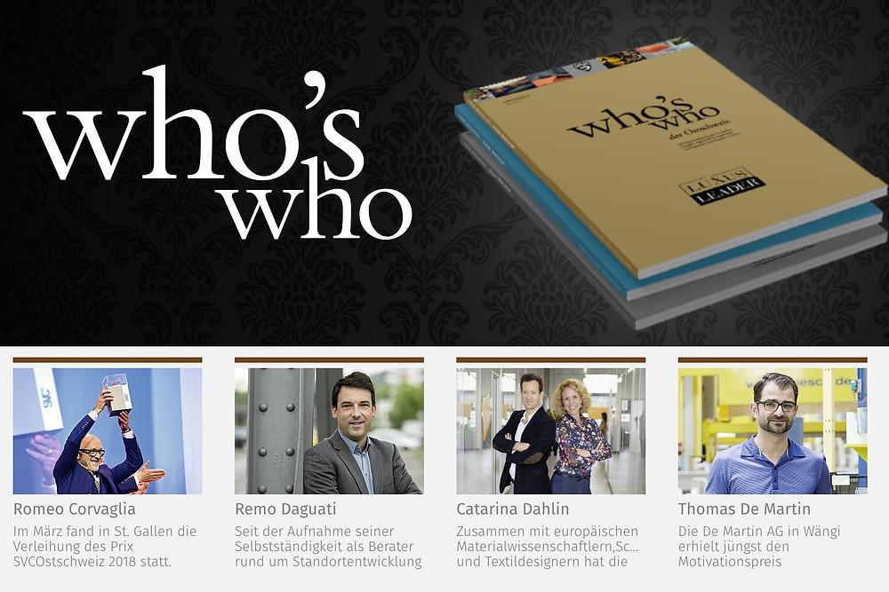 who's who Ostschweiz Leader