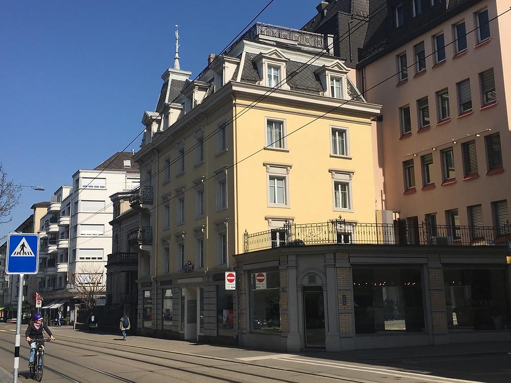 LOC mit neuer Geschäftsadresse an der Seefeldstrasse 69 in Zürich