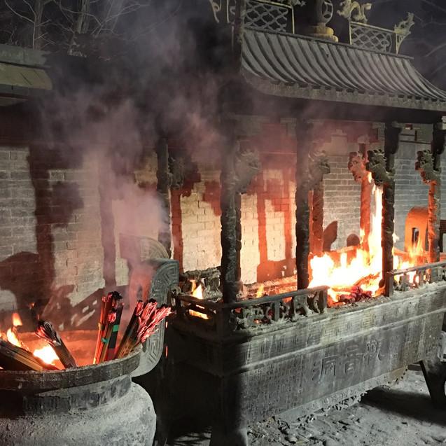 Zhenjiang Old Town LOC Consulting Remo Daguati