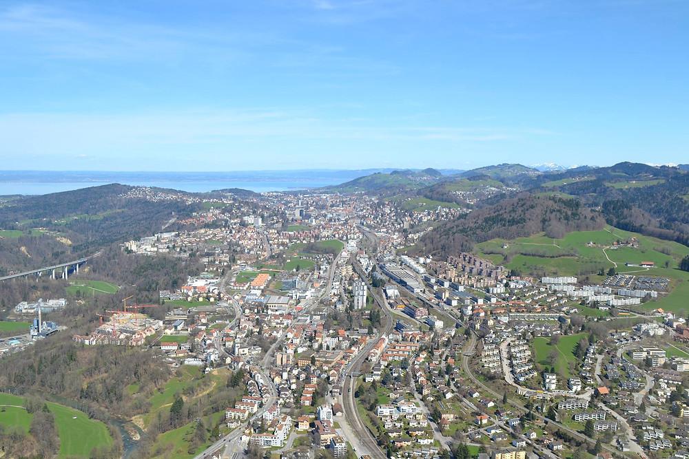 Wirtschaftsstandort Schweiz Unternehmenssteuerreform