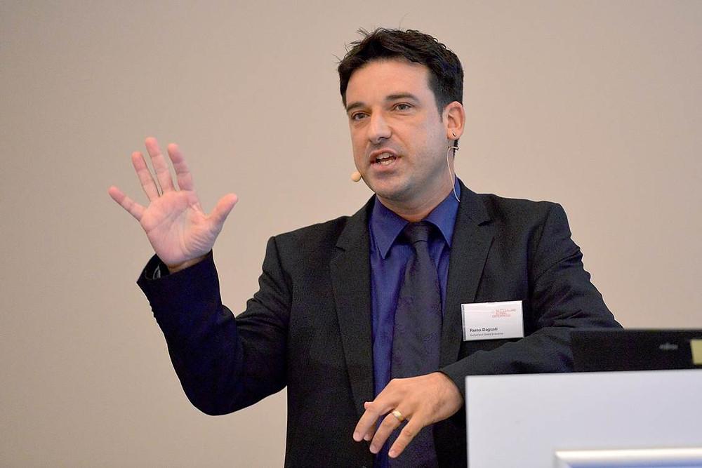 Remo Daguati, ehemliger Leiter der nationalen Standortpromotion bei Switzerland Global Enterprise