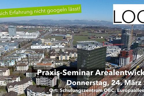 Seminar Arealentwicklung 2022 DO 24.03.22 Zürich