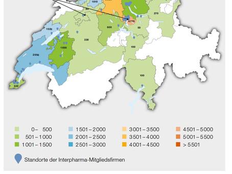 Ansiedlung mit positivem Einfluss auf die regionale Wirtschaftsentwicklung