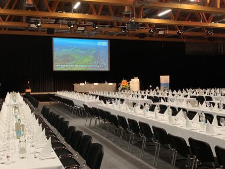 Erfolgreicher Jahresabschluss 2018 des HEV Stadt St.Gallen