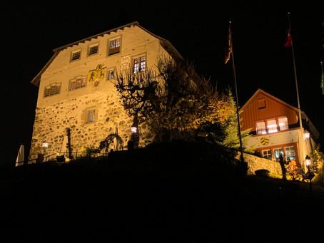 LOC unterstützt Förderverein Schloss Oberberg