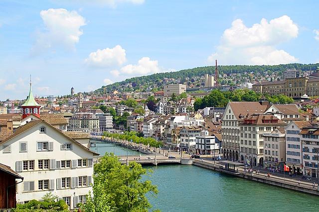 LOC AG neu in der Altstadt von Zürich
