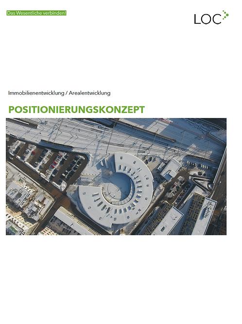 Positionierungskonzept für Standorte und Immobilien: Elemente