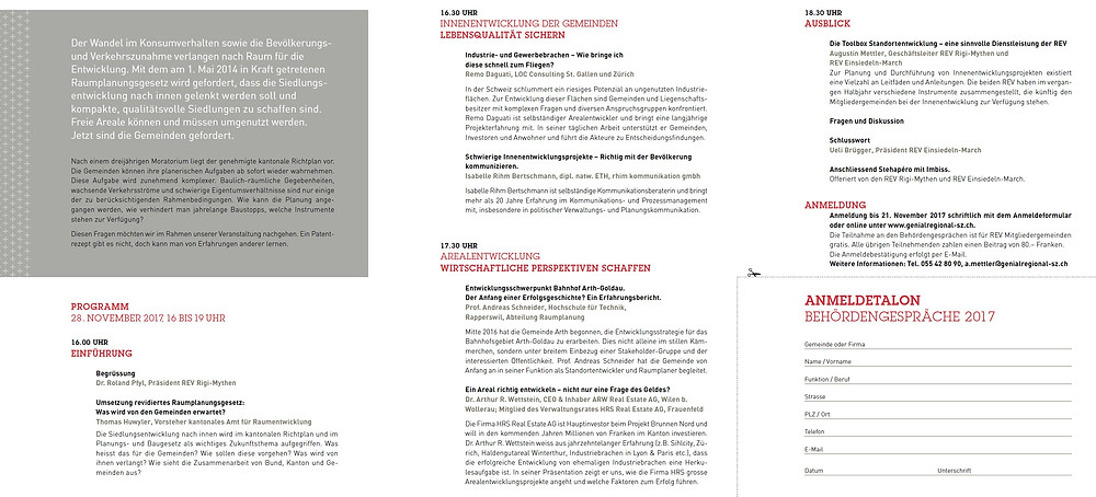 LOC Consulting Remo Daguati Industrie- und Gewerbebrachen: Wie bringe ich diese zum Fliegen?