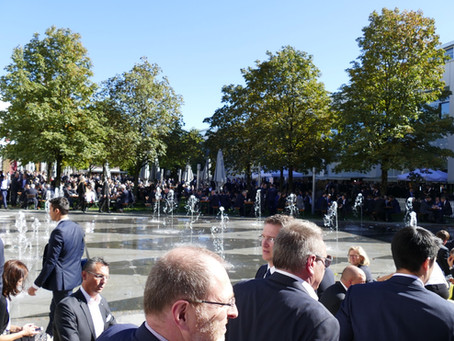 LOC AG mit Präsenz an Expo Real München