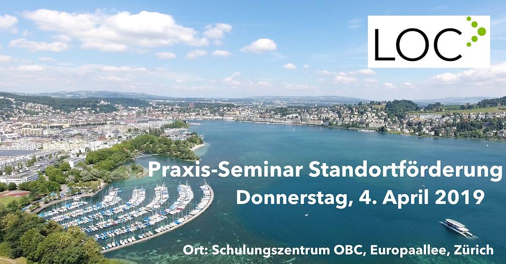 Praxis-Seminar Standortförderung LOC AG 2019