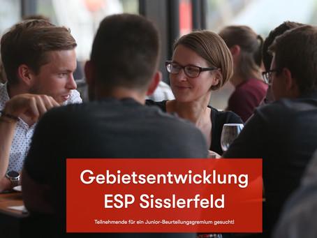 Junior-Beurteilungsgremium Gebietsentwicklung Sisslerfeld