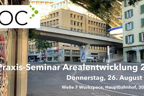 Seminar Arealentwicklung 02/21 DO 26.08.21 Bern