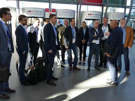 Impressionen Besuchstag EXPO REAL München 2017