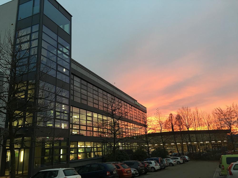 Startfeld St.Gallen, hier ist der Arbeitsplatz der Trainee Stelle bei LOC Consulting