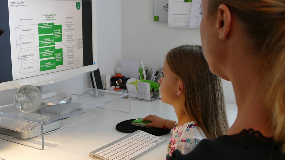 IT-Bildungsoffensive Kanton St.Gallen LOC Consulting Remo Daguati