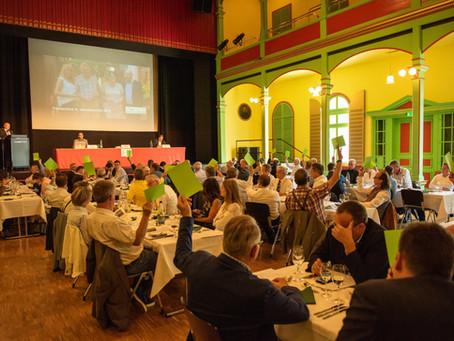 Erfolgreiche Abschlüsse der Geschäftsjahre 2019 bei HEV Kanton und Stadt St.Gallen