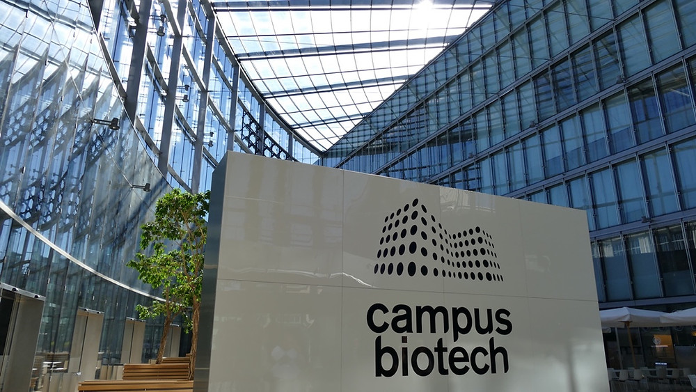 Campus Biotech in Genf