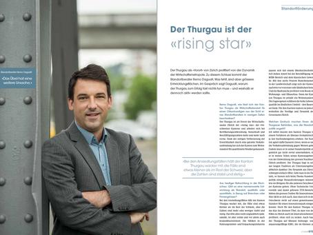LOC im Experteninterview zum Wirtschaftsstandort Thurgau