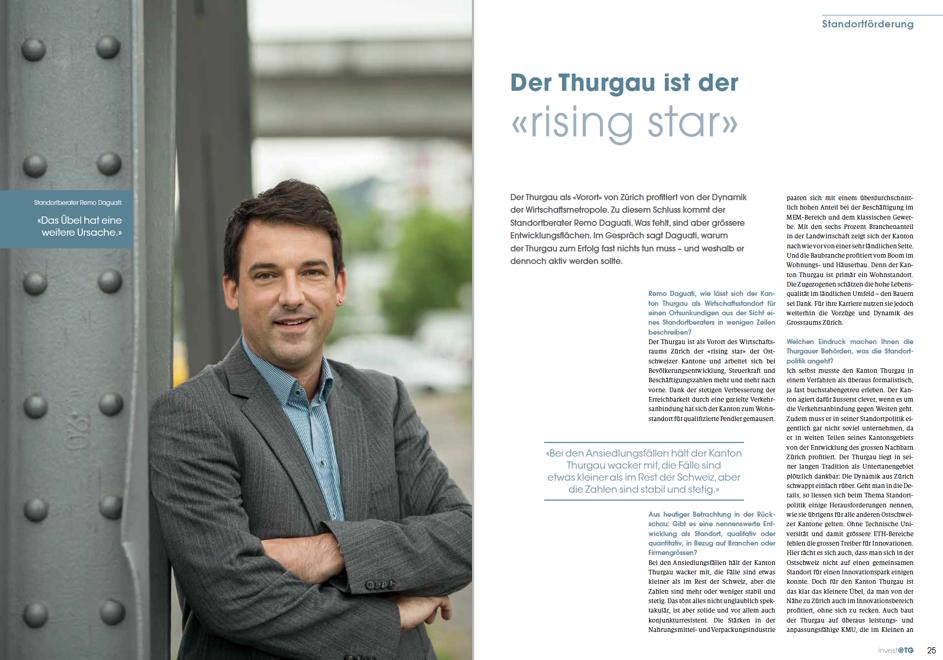 Leader Spezial zum Kanton Thurgau - LOC im Experteninterview