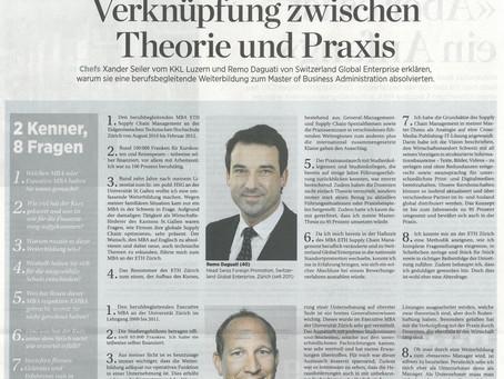 Verknüpfung zwischen Theorie und Praxis