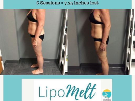 Lipomelt sessions pushed me past a stubborn plateau