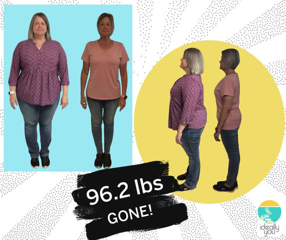 96.2 lbs GONE!