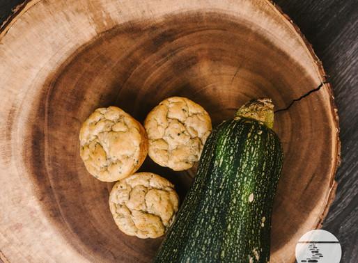 Pumpkin and Zucchini Muffins