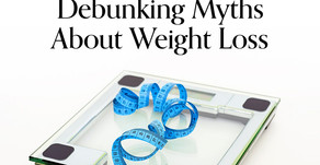 Debunking Myths About Weight Loss