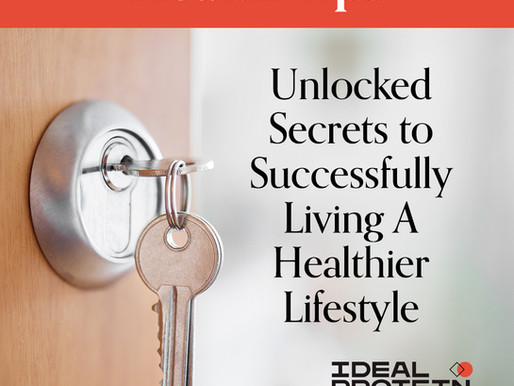Unlocked Secrets to Successfully Living A Healthier Lifestyle
